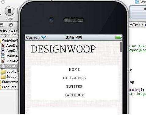 Web   App的作用